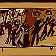 Protest sketch